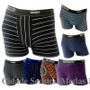Kit 10 Cueca Box Boxer Algodao Original Adulto Masculina Box
