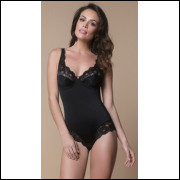 4825 - Body Magic 42-44-46 Preto. Chocolate.